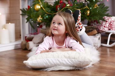 Kinder Fluff Toddle pillow