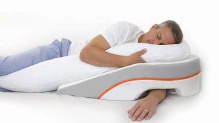 MedCline Wedge Pillow best pillow for shoulder pain
