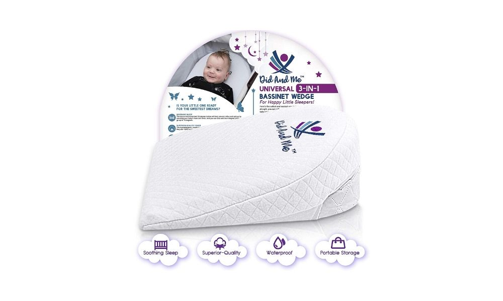 are wedge pillows safe for babies