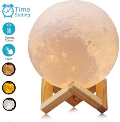 aced luna moon lamp review