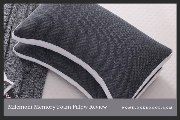 Milemont Memory Foam Pillow Review