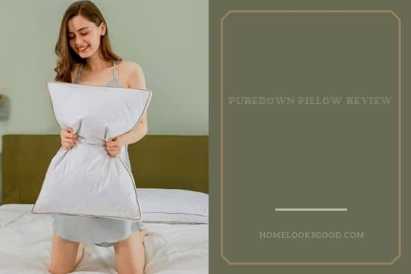 puredown pillow review